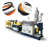 Single Wall Corrugated Pipe Machine / Corrugated Pipe Extrusion Line / Corrugated Tube Extruding Machine