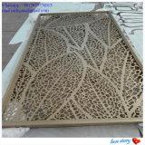 New Design Decorative Wall Panel Powder Coating Aluminum Screen Metal Panel