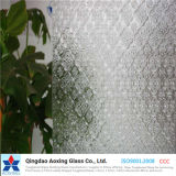 Flora Tempered/Float Pattern Glass for Table/Window Glass