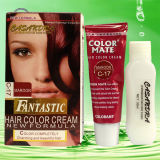 2014 Hot Sale Ammonia Shinning Hair Color Cream