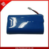 Rechargeable 3.7V 4.4ah Lithium-Ion Battery Pack with Ayaa--1s2p-044