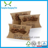 Custom Made Promotional Cheap Paper Pillow Box Wholesale