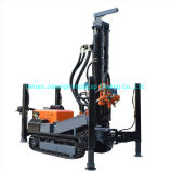 Kw200 Hydraulic Portable Model Water Well Drilling Machine Rig Price for Sale in New Zealand Japan Ghana