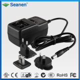 Multiple 18W AC 12V 1.5A Multiple DC Power Adapter