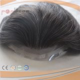Grey Color Indian Hair Piece (PPG-l-0573)