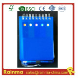 Mini PVC Cover Notebook with Mini Ball Pen