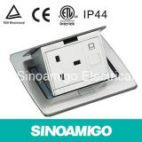 Super Quality Stainless Steel Pop up Floor Outlet