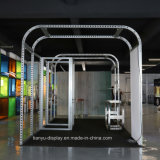 Aluminum Expo Stands 3*3 Size Display Expo Exhibition Booth Stand for Sale New Design Fashion