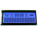 LCD Display Module Characters and Graphics
