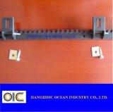 China Wholesale Most Popular Gate Hardware 4/6 Eyes Gate Opener Nylon Steel Gate Gear Rack