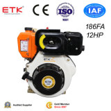 CE Approved Air-Cooled Diesel Engine (ETK186FA E)