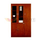 3 Doors Wooden Cabinet Office Furniture Storage (HY-C0505)