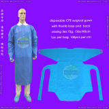 Disposable CPE Surgeon Gown