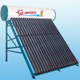 15tubes High Pressure Heat Pipe Solar Water Heater