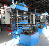 Rubber Vulcanizing Press with Slave Cylinder, Rubber Vulcanizing Press