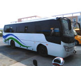 Luxury Cheap 8.5m Passenger Bus with Yuchai Rear Engine and 39 Seats