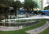 Real Estate Fountain Sculpture