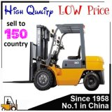 Electric Diesel 2/2.5/3/5/7 Tonnes Fork Lift with Fork Lifter Machine
