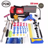 Pdr Tools Kit Car Tools Repair Dent Puller LED Lamp Reflector Board Hand Tool Set
