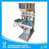Four Color Ink Cup Pad Printing Machine/Tampo Printing Machine