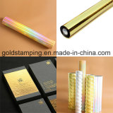 Hot Stamping Foil Aluminum Film for Cards / Labels