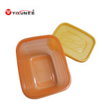 Plastic Food Storage Box with Airtight Lid
