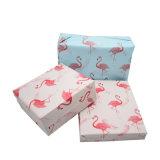 Custom Design Logo Flamingo Poly Mail Shippingbag