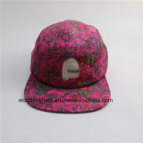 Custom Dye Sublimation Wholesale Blank 5 Panel Hat