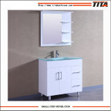 Cheap Economical MDF Single Bathroom Vanity Unit Cabinets