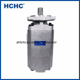 High Pressure Hydraulic Double Gear Pump Cbkp2 for Construction Machinery