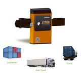 Robust Electronic Container Tracking Lock for Mobile Asset Security