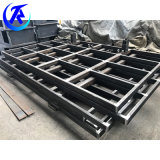 Custom Sheet Metal Fabrication Laser Cutting Welding Steel Frame