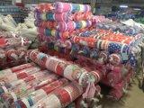 Printed Fabric Textiles, Four-Piece Bedsheet Home Textile Fabrics, Ultra-Fine Polyester Fibers