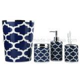 Ceramic Bath Accessory Set Products for Modern Bathroom Wash Ware