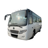 Second Hand Left Hand Drive 35 Seats Capacity Air Spring Manual Euro 5 Standard Commuting Bus with Competitive Price