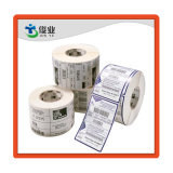 Customized Professional Printing Transparent Label Sticker Labels in Roll