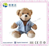 Custom Animal/Carton Soft Sitting Kids/Children PP Cotton Plush & Stuffed Teddy Bear Toy