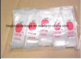 Cheap Plastic Custom Zip Lock Small Size Bags for Jewelry