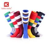 OEM Kids Soccer Football Socks Adults Men Women for Sale Children Cheap Sport Running Socks School Athletic Girl Boy Knee High Socks Customised High Quality