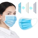 Cheap 3ply Protective Dust Non-Woven Disposable Medical Surgical Face Mask with in Stock