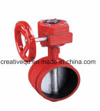 Fire Butterfly Valve Groove Type Equipment