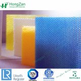 Building Materials Polychromatic PP Honeycomb Core