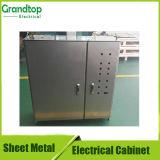 Sheet Metal Fabrication Outdoor Waterproof Metal Distribution Box Electrical Cabinet