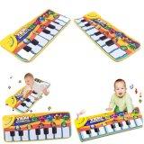 Children Piano Music Learning Gross Motor Play Mats Blanket Kids Educational Toy