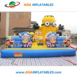 Customized Lovely Minion Inflatable Bounce Castle