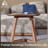 The Wooden Sofa Side Table for Living Room