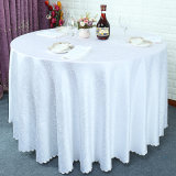 100% Polyester Embroidered Napkin Used for Hotel Table Cloth