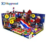Commercial Amusement Park Soft Foam China Playground Indoor