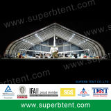 2014 Outdoor Big Curved PVC Military Tents (XLS40/4-5CT. )