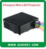 LED Smp7043 Cheap Mini Pico Projector